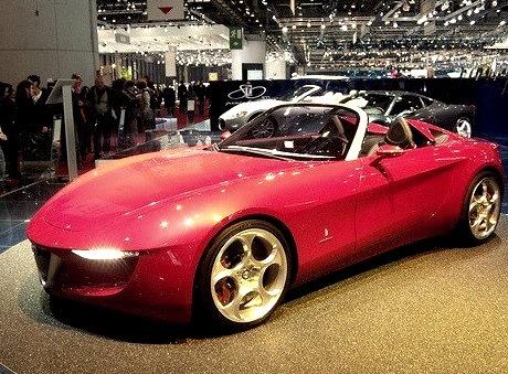 Alfa Romeo 2Ottanta Concept