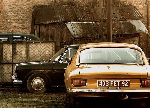 Lotus Elan and Austin 1100