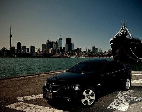 09 Pontiac G8 GT