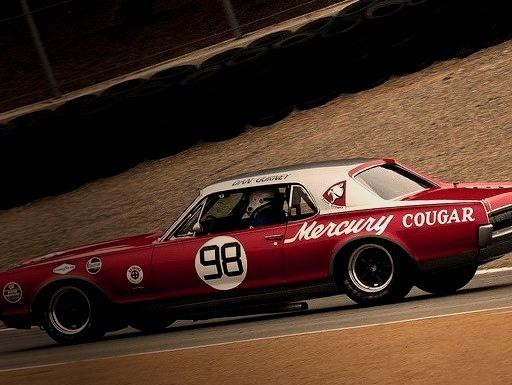 67 Mercury Cougar