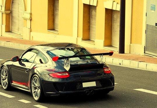 Porsche 911 997 GT3 RS Mk.II