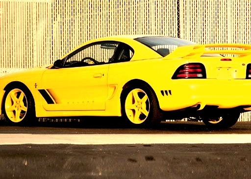 1994 Ford Mustang Saleen SR