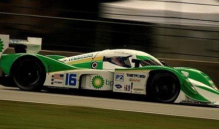 Dyson Racing Mazda-Lola LMP2