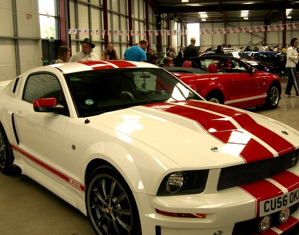 Ford Mustang C400