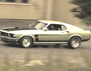 69 Ford Mustang