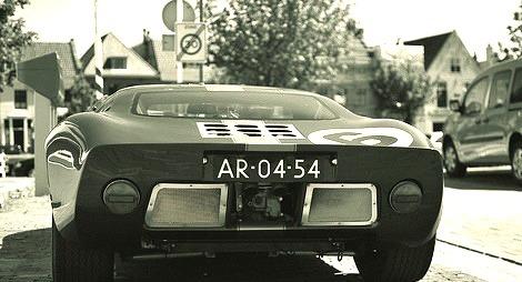 Ford GTD40