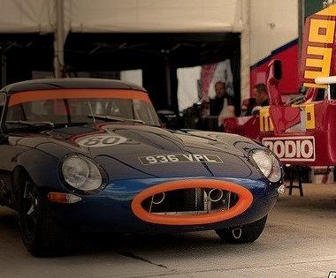61 Jaguar E-Type