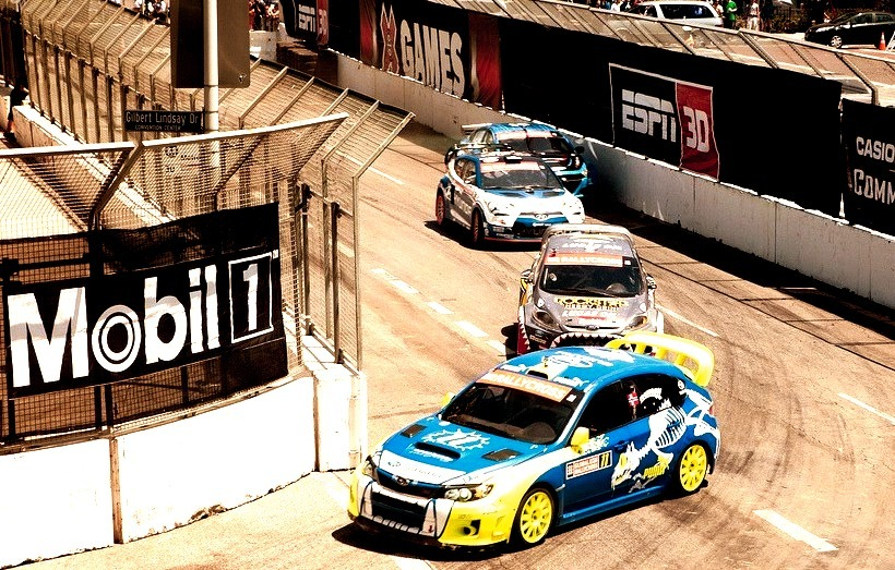 Dodge Dart, Hyundai Veloster, Ford Fiesta and Subaru Impreza