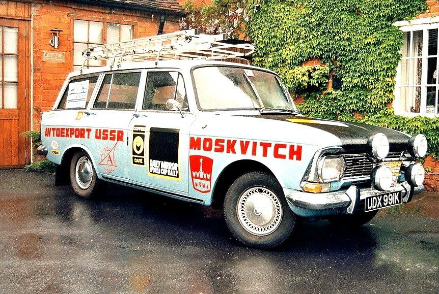 Moskvitch 427