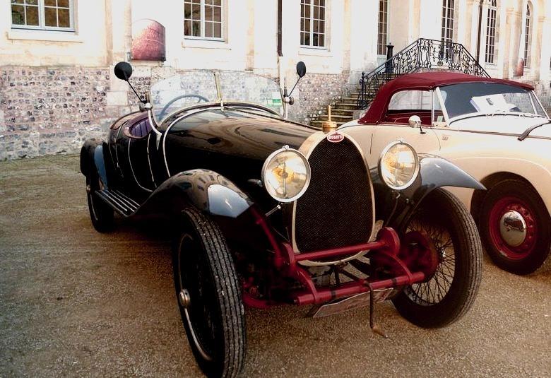 23 Bugatti Type 30 Torpedo