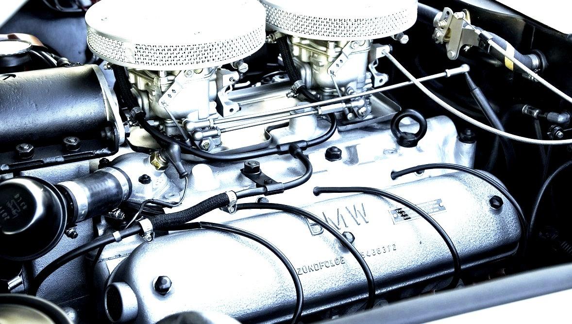 1959 BMW 503 Engine
