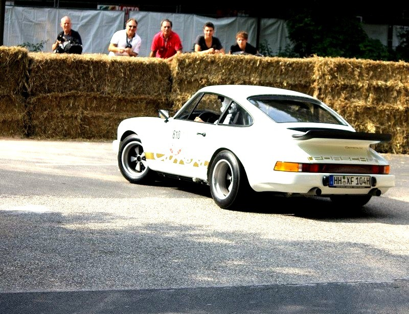 72 Porsche 911 Carrera RS