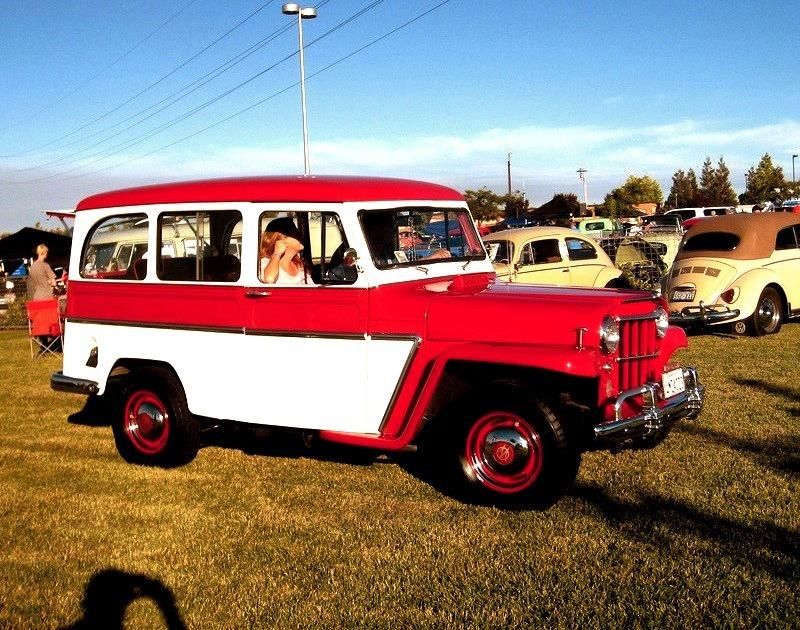 48 Willys Jeep Wagon