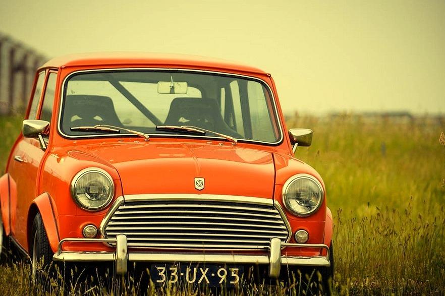 British Leyland Mini