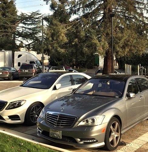 Mercedes-Benz S 550 (Instagram @der_landgraf)
