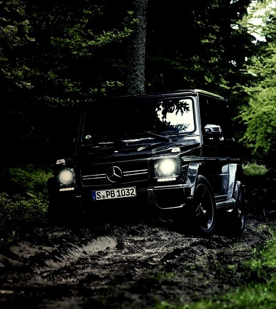 Mercedes-Benz G 63 AMG (Instagram @marioklemm)
