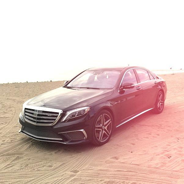 Mercedes-Benz S 65 AMG (Instagram @MBpassion)